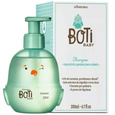 Boticario Boty Baby shampo 200ml