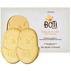 Boticario Boty Baby sabonete em barra Sol,2 unid.