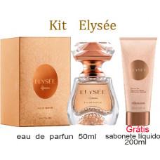 Kit Elysée  gratis  shower gel