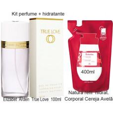 Kit  perfume & hidratante