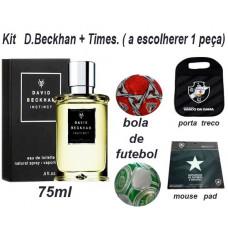 Kit D. Beckhan + Times