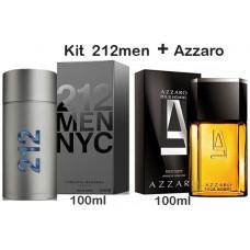 Kit 212 men + Azzaro