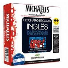 Michaelis Minidicionário Inglês/Port/Port/Ingl c/ CD