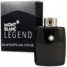 Mont Blanc Legend 4.5ml  EDT