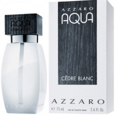 Azzaro Aqua Cédre Blanc 75ml E/T  SP