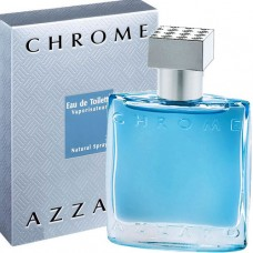 Azzaro Chrome For Men  100ml  E/T  SP