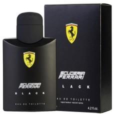 Ferrari Black 125m  E/T  SP