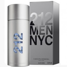 Carolina Herrera 212 for men 100ml  E/T  SP