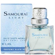 Alain Delon Samourai Light 100ml E/T SP