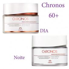 Kit Natura Chronos  60+ dia    e  +  noite